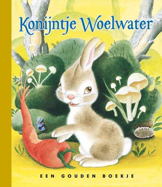Gouden Boekjes - Konijntje Woelwater - Ariane |