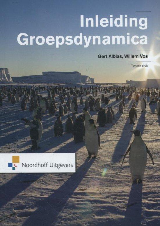 Inleiding groepsdynamica - Gert Alblas |