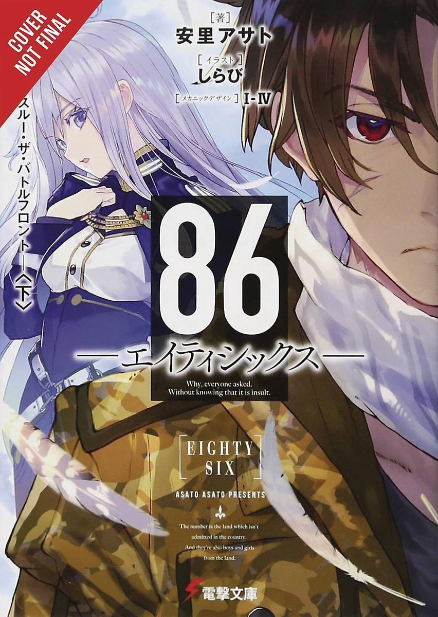 Bol Com 86 Eighty Six Vol 3 Light Novel Asato Asato 9781975303112 Boeken