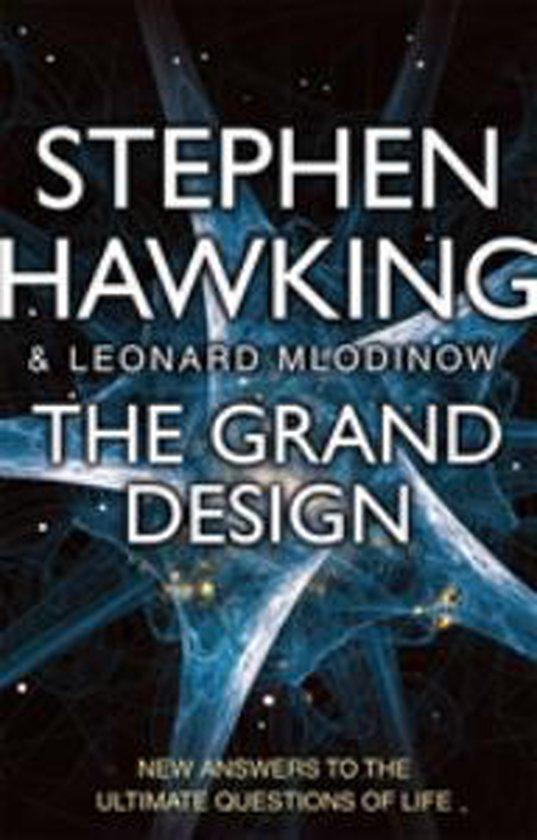 Boek cover Grand Design van Stephen Hawking (Paperback)