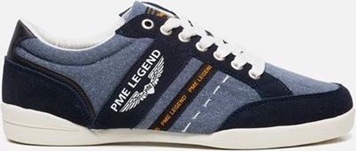 PME Legend Radical Engined heren sneaker - Blauw - Maat 47 EUZun