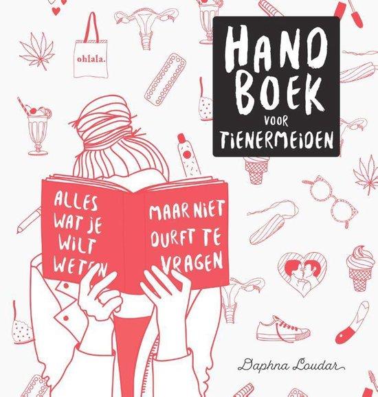 Handboek voor tienermeiden - Daphna Loudar | Fthsonline.com