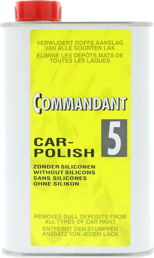 Commandant Car Polish nr. 5 - 500ml
