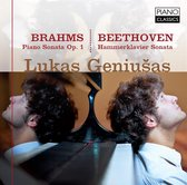 Brahms, Beethoven: Piano Sonata Op.1 . Hammerklavi