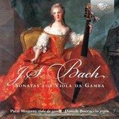 J.S. Bach: Sonatas For Viola Da Gamba