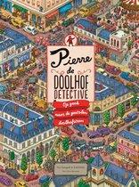 Pierre de doolhofdetective  -   Op zoek naar de gestolen doolhofsteen
