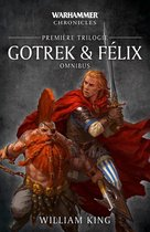 Boek cover Gotrek & Félix: Première Trilogie van William King