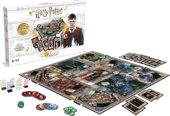 Afbeelding van het spel Cluedo - Harry Potter Deluxe Edition -FR