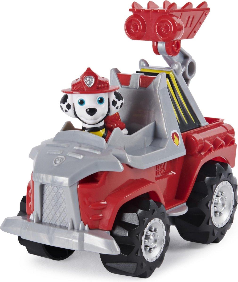 PAW Patrol Dino Rescue - voertuig met Marshall