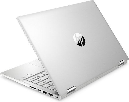 HP Pavilion x360 14-dw0710nd - 2-in-1 Laptop - 14 Inch