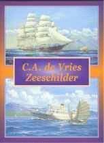 C.A. de Vries zeeschilder