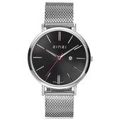 Zinzi horloge 'Silver' ZIW401M + gratis Zinzi armbandje