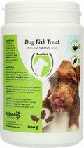 RelaxPets - Dog Fish Treat - Brokvorm - Soepele Gewrichten - Glanzende Vacht - Ondersteund Immuumsysteem - 600 Gram
