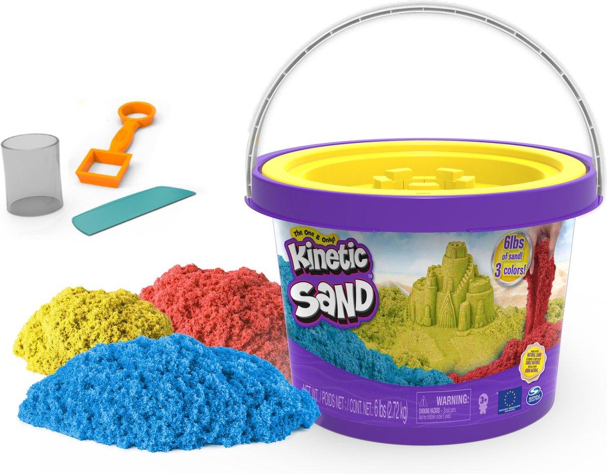 Kinetic Sand - Bucket w. Tool