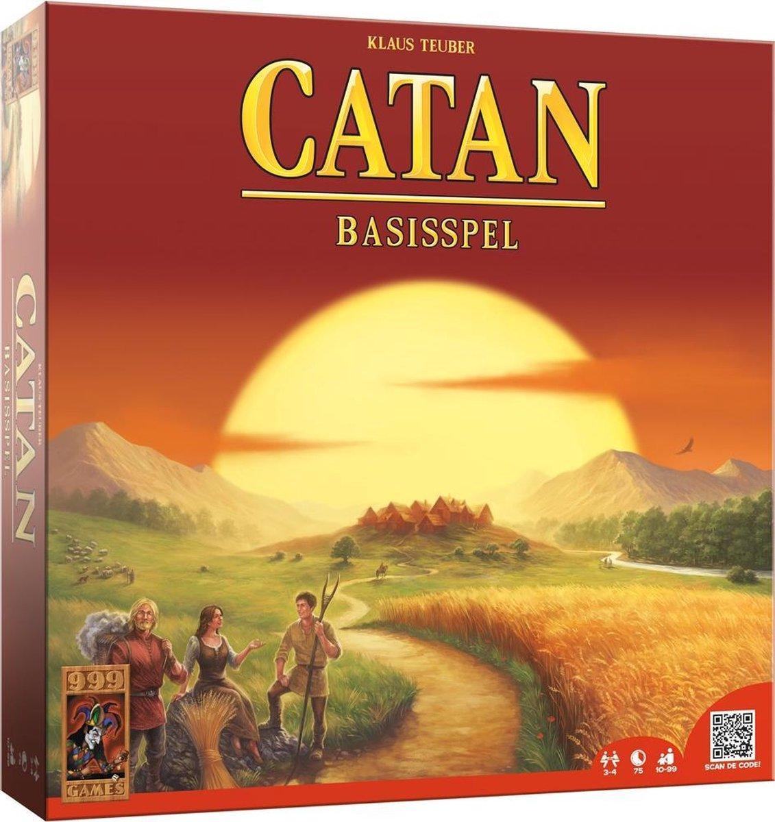 Catan - Basisspel - 999 Games