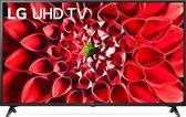 LG 43UN7100LB tv 109,2 cm (43'') 4K Ultra HD Smart TV Wi-Fi Zwart