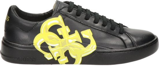 GUESS Verona Heren Sneakers - Zwart - Maat 40