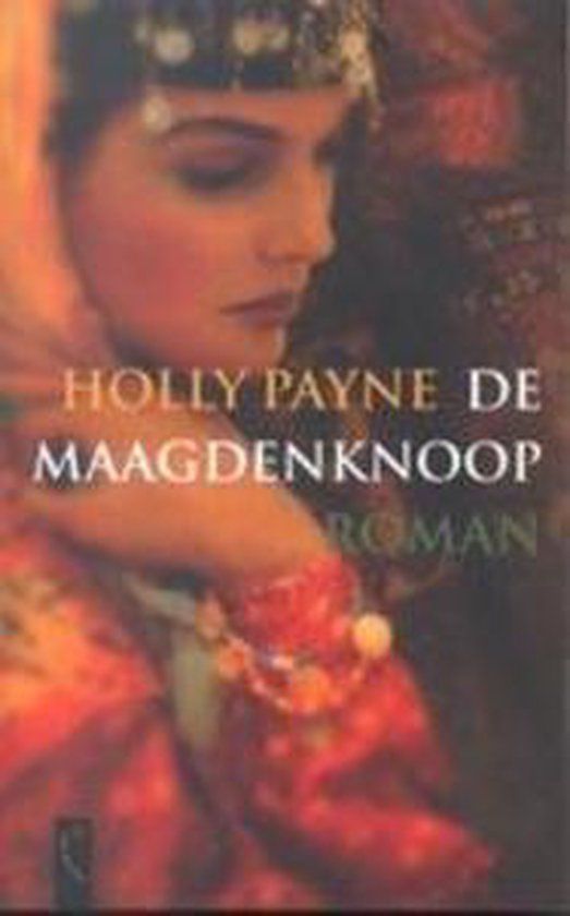 Cover van het boek 'De maagdenknoop' van Holly Payne