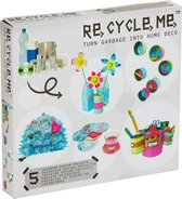 Re-Cycle-Me Knutselpakket: huis II