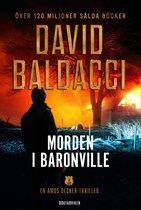 Omslag Morden i Baronville