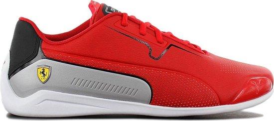 Puma Scuderia Ferrari - SF Drift Cat 8 -  Heren Sneakers Casual Sport Schoenen Rood 339935-02 - Maat EU 44.5 UK 10