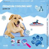 Coolpets Premium Cooling Mat  Large - 90x60 cm