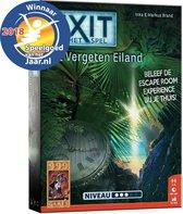 EXIT Het Vergeten Eiland - Escape Room - Bordspel