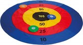 BS Toys Disc deluxe - Frisbee spel - Blauw