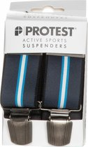 Protest SNAKE 20 Bretels Heren - Space Blue - Maat 1