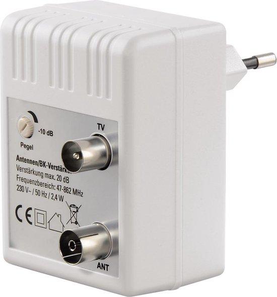 Thomson antenne signaal versterker voor TV 20db
