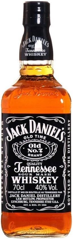 Jack Daniel's Old No.7 Tennessee Whiskey - 1 L
