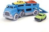 Green Toys vrachtwagen met oplegger (transporter)