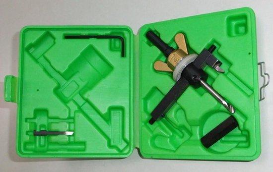 RVS Cirkelsnijder Bcs201 40-200mm Hm