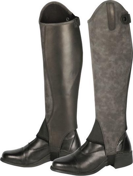 Harry's Horse Minichaps Velvet XXS Zwart