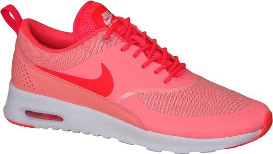 nike air max thea roze oranje