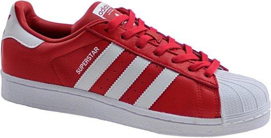 adidas superstar rood