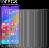Let op type!! 100 stuks 0 26 mm 9H 2.5D explosieveilige gehard glas Film voor Huawei Honor spelen 8A