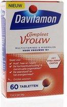 Davitamon Compleet Vrouw Multivitaminen - 60 tabletten