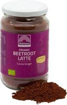 Mattisson Beetroot latte cacao gember