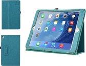 Apple iPad; stand smart case voor Apple iPad 2017/2018 + iPad Air 1/2 + iPad Pro 9.7 inch luxe hoesje in business uitvoering