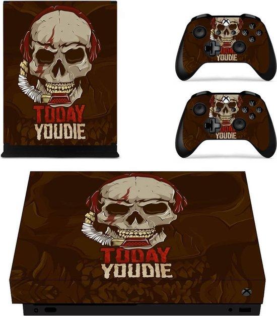 Today You Die – Xbox One X skin