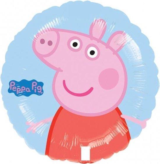 Peppa Pig folieballon ø 43 cm.