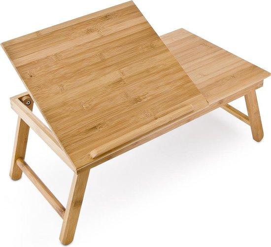 Betere bol.com   relaxdays laptoptafel voor op schoot + la - Tafel laptop OG-62