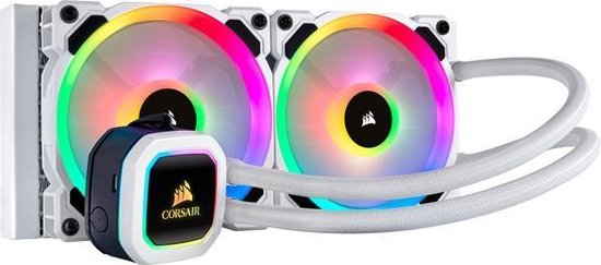 Corsair Hydro Series H100i RGB PLATINUM SE water & freon koeler Processor