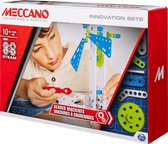 Meccano Set 3 Tandwielmachines S.T.E.A.M. bouwset