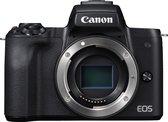 Canon EOS M50 - Body - Zwart
