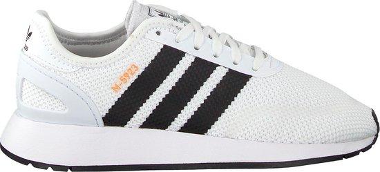 Adidas Meisjes Lage sneakers N-5923 J - Wit - Maat 35,5