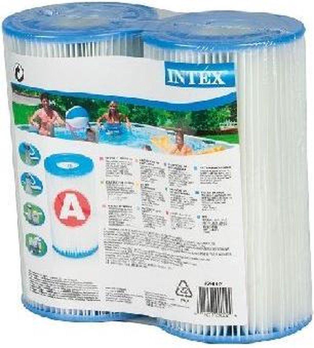 Intex Filter Cartridge Twin A