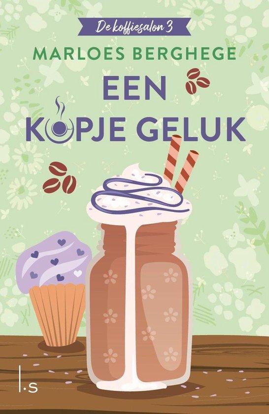 Boek cover Een kopje geluk van Marloes Berghege (Onbekend)