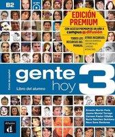 Gente hoy 3 Libro del alumno + MP3 Edición Premium